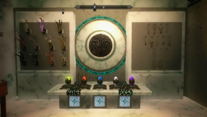 Elder Scrolls 5 Skyrim Quot Айлейдский дворец ремастер