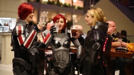 Cosplay Remix: MASS EFFECT