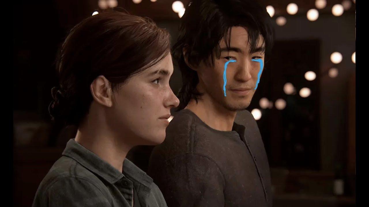 Азиаты ненавидят The Last of Us: Part 2 из-за слов Элли в игре