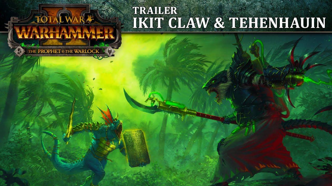 Total War: WARHAMMER 2 получит новое DLC The Prophet & The Warlock