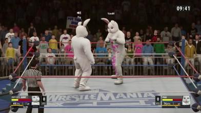 """WWE 2K16 """"Нашествие Кроликов ИЛИ Неверояная Битва в Онлайне"""""""