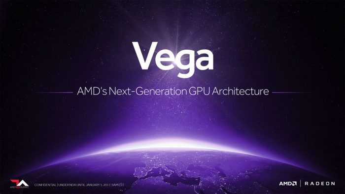 Представлена графическая архитектура AMD Vega