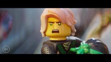 Лего Ниндзяго Фильм - второй тв-ролик
