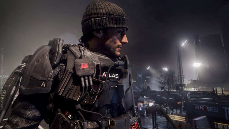 игра Call of Duty Advanced Warfare