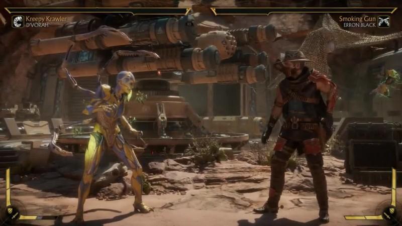 Mortal Kombat 11 - Детальный Разбор D'Vorah