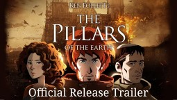 Релизный трейлер The Pillars of the Earth