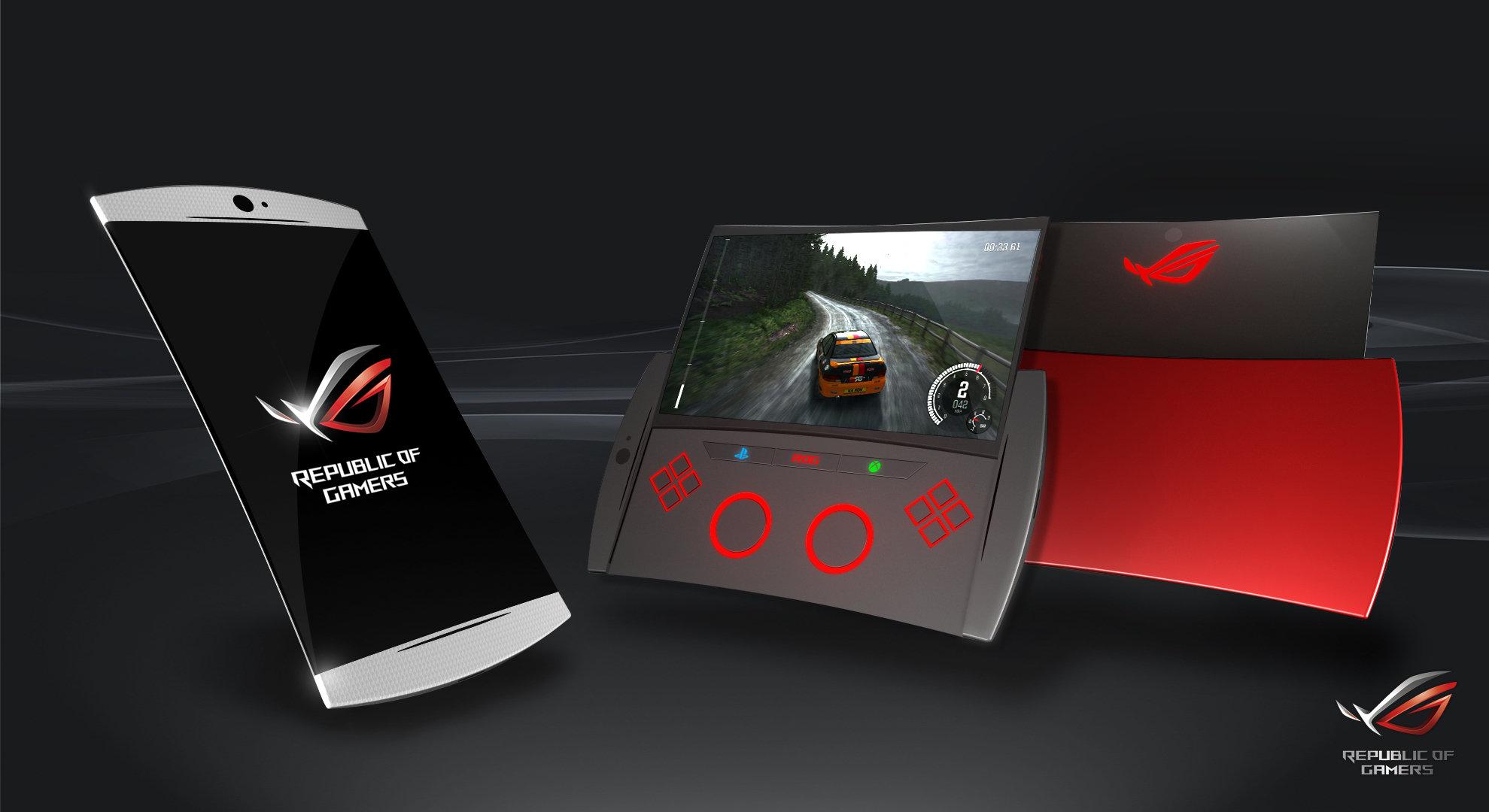 ASUS пообещала выпустить игровой смартфон для игроков