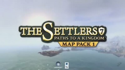"The Settlers 7 ""Map Pack 1 Trailer"""