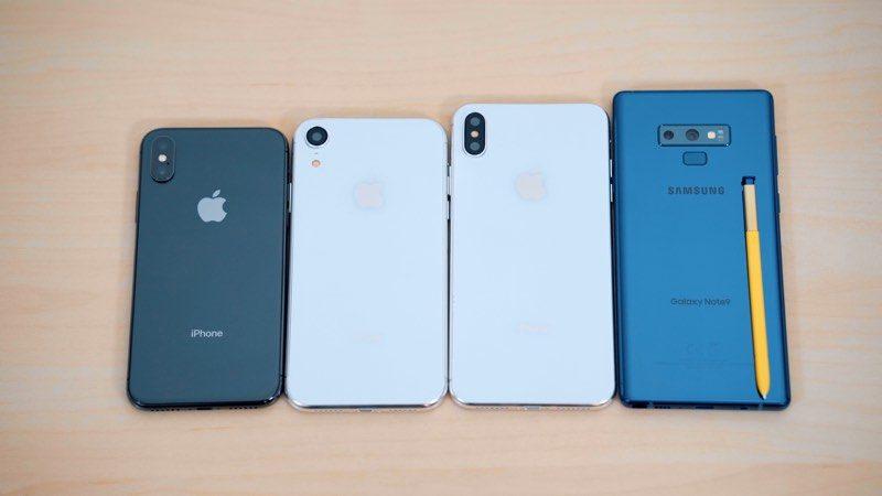 Специалисты назвали лучшие мобильные телефоны этого 2018г