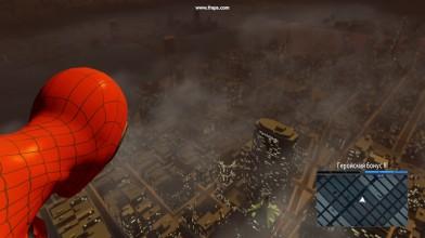 """The Amazing Spider-Man 2 """"Мой первый шедевр в Fraps"""""""