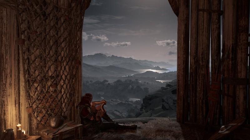 """Игроки Assassin's Creed Valhalla уже опробовали фоторежим дополнения """"Гнев Друидов"""" в Ирландии"""