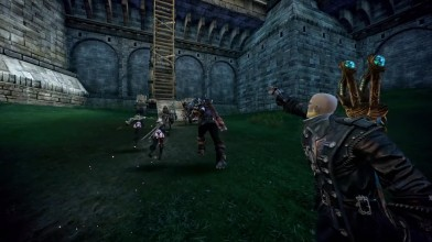 TERA: The Next: Дополнение Corsair's Stronghold уже доступно для PS4 и XOne