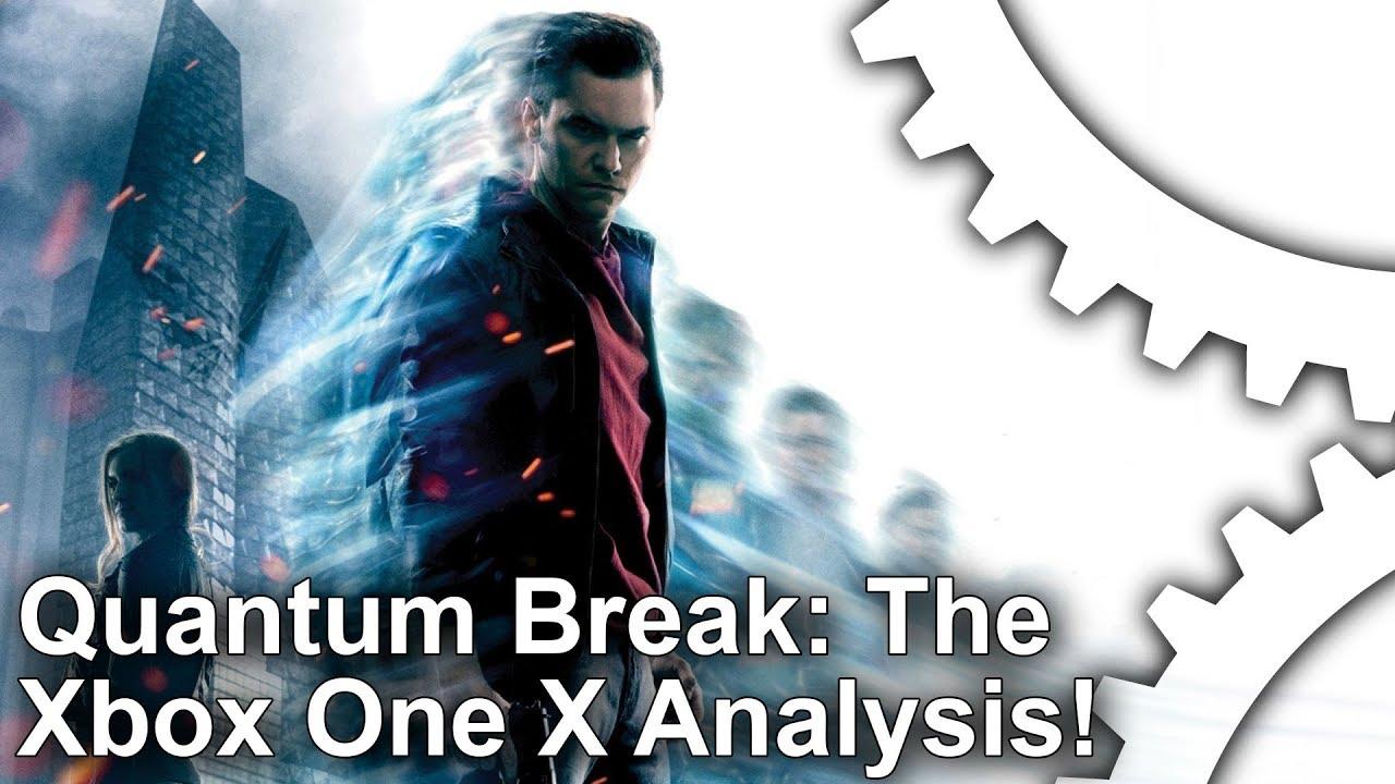 Технический анализ Quantum Break. Плюсы и минусы версии для Xbox One X