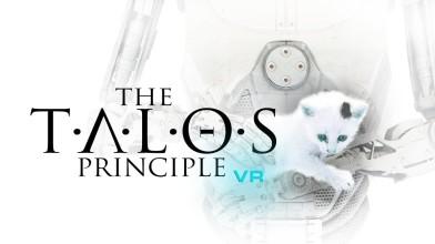 Состоялся релиз The Talos Principle VR