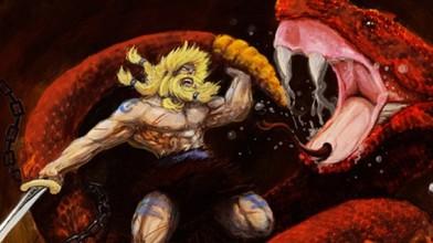 Беспощадная к игрокам Volgarr the Viking выйдет на PS Vita, PS4, Wii U и 3DS