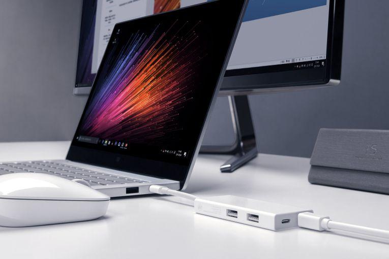Xiaomi запустила продажи универсального USB Type-C для MacBook