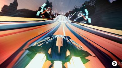 Футуристические гонки Redout всё ещё в разработке для Switch