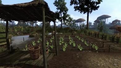 Свежий сюжетный видеоролик фанатского ремейка The Elder Scrolls III Morrowind