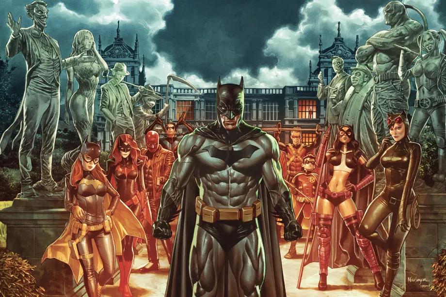 Batman: Detective Comics получит нового писателя в 2021 году