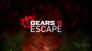 Как работает мультиплеерный режим Escape в Gears 5
