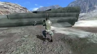 "Overgrowth ""Heavy Ragdoll Knockouts Test Trailer"""
