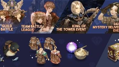 Tree Of Savior - Team Battle League и новые игровые события