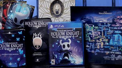 Коллекционное издание Hollow Knight поступит в продажу 31 мая для Playstation 4, Switch и PC