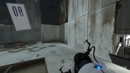 Отсылки к Portal из разных игр |Easter Eggs|