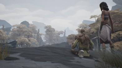 11 минут геймплея мрачной экшен-RPG Ashen