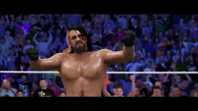 "WWE 2K16 ""Live Action - трейлер"""