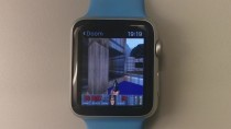 Doom запустили на Apple Watch