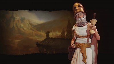 "Sid Meier's Civilization VI ""Трейлер Греция"""