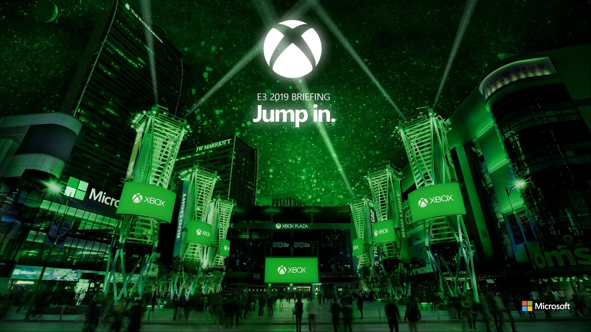 Е3 2019: пресс-конференция Microsoft пройдёт 9 июня