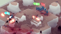 Анонс Bad North - RTS про викингов