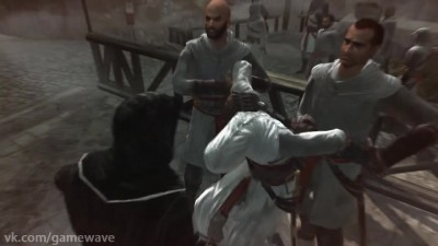 "Assassin's Creed ""История серии (Часть 1)"