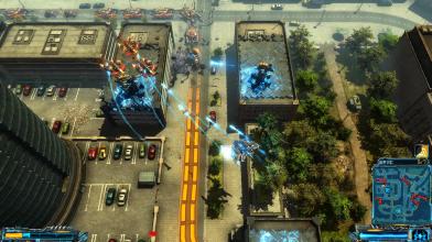 Ключевые особенности движка игры X-Morph: Defense
