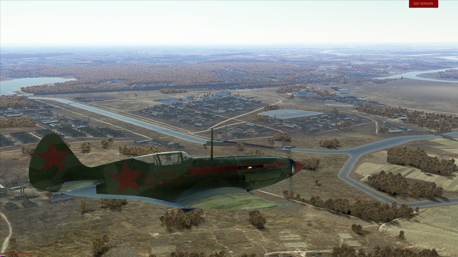 Ил-2 Штурмовик:Дневник разработчика #126