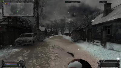 Ice Cold Baby S.T.A.L.K.E.R. Nature Winter v2.3 Black Edition ОБЗОР