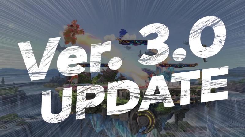 Готовится крупное обновление для Super Smash Bros. Ultimate