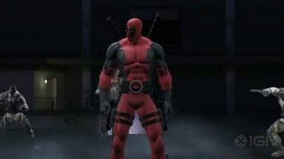 "Deadpool ""SDCC 2012 Trailer"""