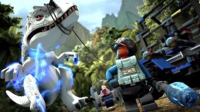 Lego Jurassic World заняла первое место в британском чарте