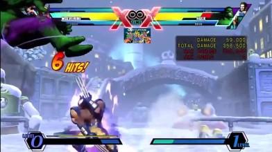 Все комбо Росомахи в Ultimate Marvel vs Capcom 3