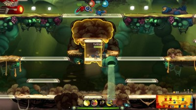 Гайд на Леона [Awesomenauts: Guide Leon]