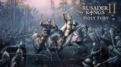 Сюжетный трейлер и анонс даты релиза Holy Fury - нового DLC для Crusader Kings II