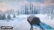SnowRunner: A MudRunner Game выйдет в конце апреля