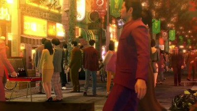 "Yakuza Zero ""PS4 Demo"""
