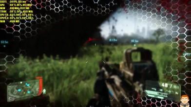 Radeon Vega Frontier не смогла достичь 60FPS в Crysis 3