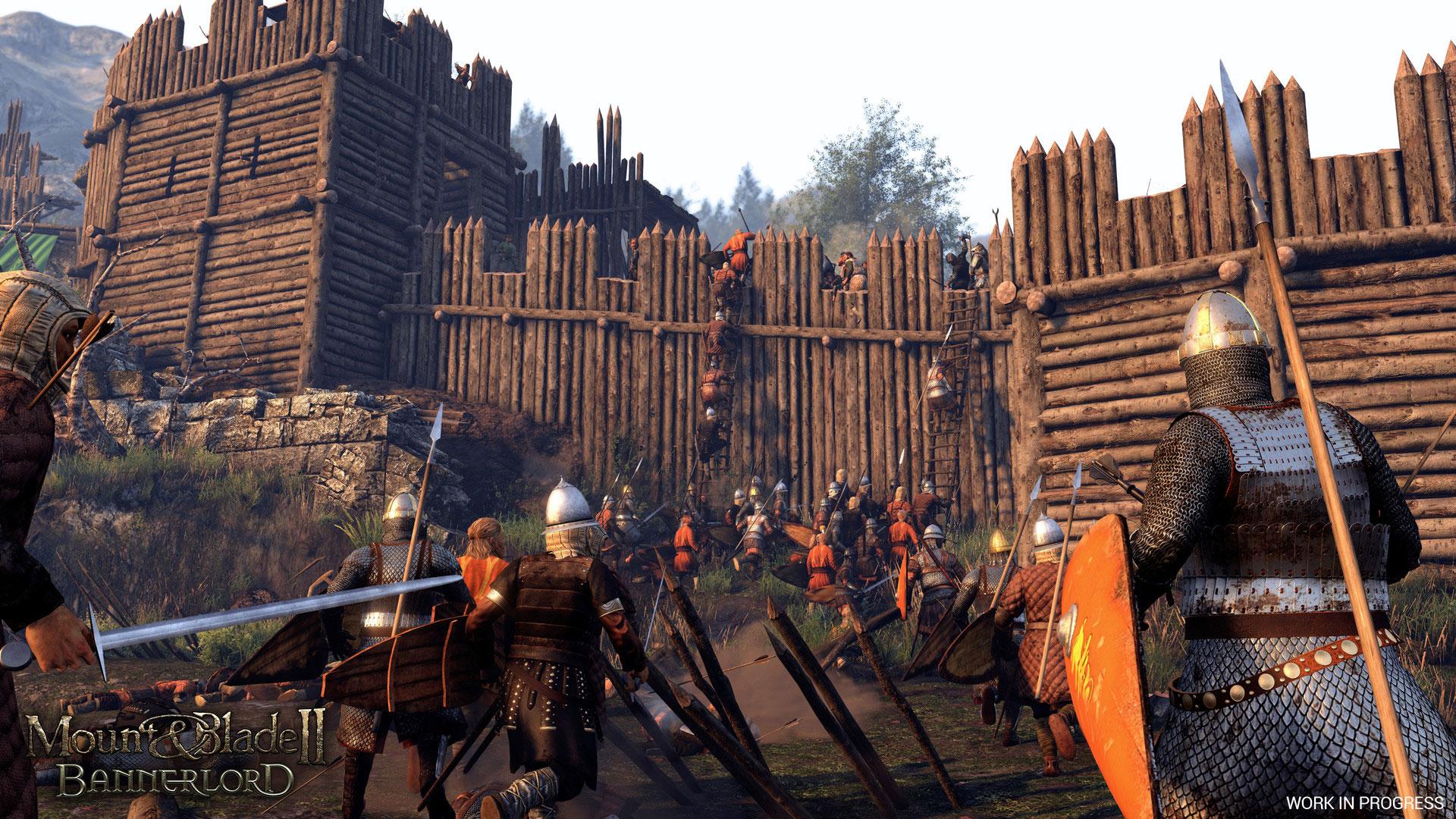 Мод сообщества для Bannerlord позволяет играть в режиме осады и битвы в бета-версии