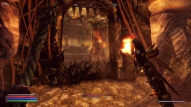 ТОП 10 посохов в The Elder Scrolls V: Skyrim
