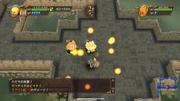 Первый геймплейный трейлер RPG Chocobo's Mystery Dungeon: Every Buddy!